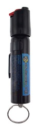 3/4 oz. 17% Streetwise Pepper Spray with Clip and Key Ring
